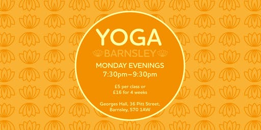 Yoga Class: Monday Evenings