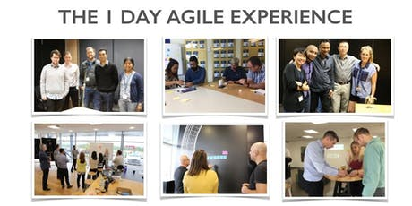 The 1 Day Agile Experience - Agile Fundamentals with Teamworx tickets