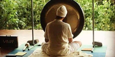Gong and Sound Bath with Hari Karam and Madeleine Honor tickets