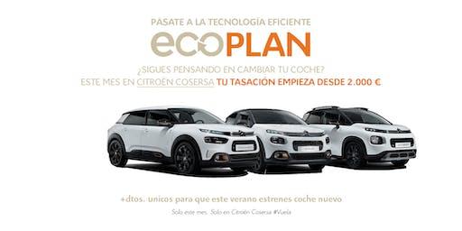 Este mes en Citroën Cosersa la tasación de tu coche empieza desde 2.000,00 €