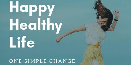 HAPPY HEALTHY LIFE Tickets