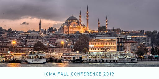 ICMA Fall Conference 2019