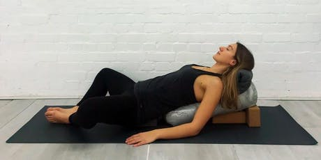 Yoga for Back Care with Alice Billerey tickets