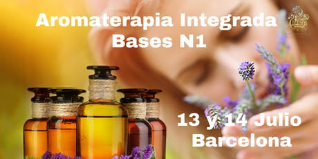 Bases de Aromaterapia Integrada entradas