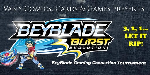 BeyBlade Gaming Connection Tournament!