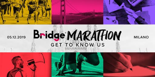 MILANO #11 Bridge Marathon - Get to know us!