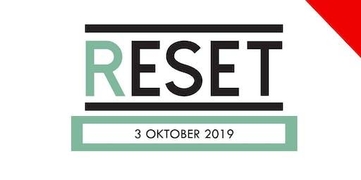 RESET 2019 - Projectmanagement in het sociaal domein