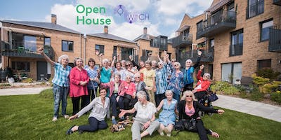 New Ground CoHousing at Open House 2019