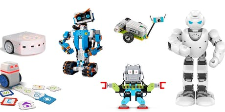 EuraTech'Kids - Stage robotique 4j tickets