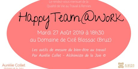 HappyTeam@Work Rennes #7 billets