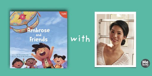 Ambrose And Friends: Storytelling with StorySmith Staphanie Mun Chen and Award-Winning Wau Maker Razi Said