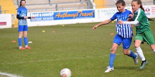 Chester FC Girls Soccer School - Summer