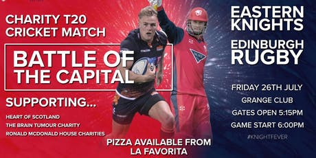 T20 Charity Cricket Match tickets