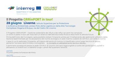 Progetto GRRinPORT in tour - Tappa di Livorno