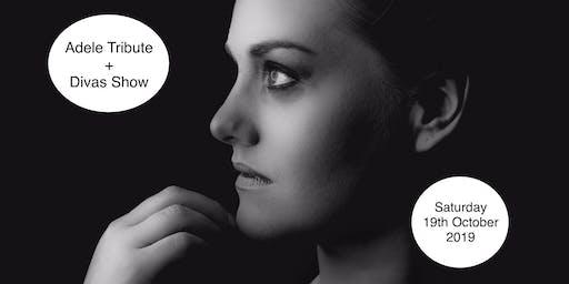 Adele Tribute + Divas Show