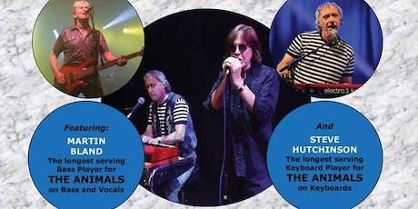 The Greatest Hits de The Animals en GK Live Estepona entradas