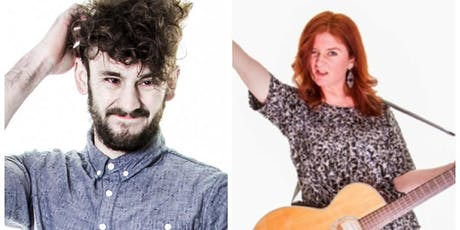 Cherry Shreds New Material Comedy Night w. Josh Pugh & Hannah Silvester tickets