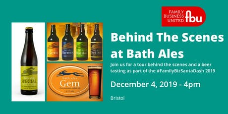 Behind The Scenes at Bath Ales tickets