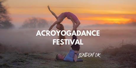 AcroYogaDance Festival, London tickets