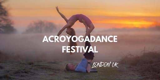 AcroYogaDance Festival, London
