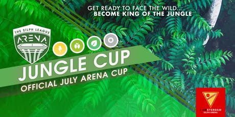 Silph Arena • Jungle Cup Tournament tickets