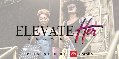 xoNecole's ElevateHER Crawl tickets