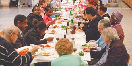 Dinner Church Immersion-September 16-18 2019  tickets