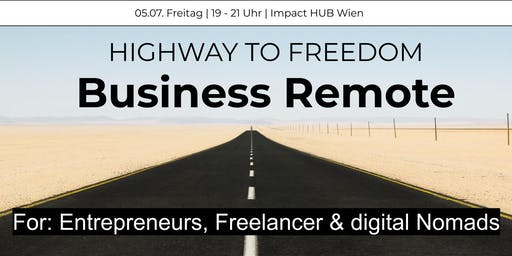 Highway to Freedom - Business Remote