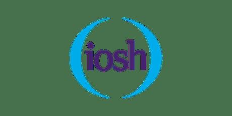 IOSH Networks Conference 2019 - UK & Ireland  delegates tickets