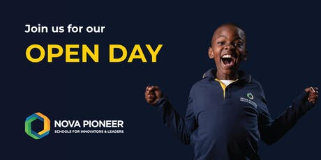Nova Pioneer Open Day - Ruimsig tickets