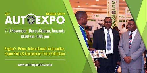22st Autoexpo Tanzania 2019
