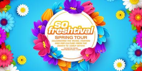 So Freshtival Spring Sydney  tickets