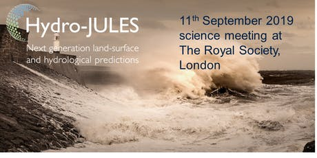Next Generation Land Surface and Hydrological Predictions tickets
