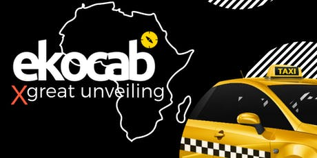 EkocabX great unveiling tickets