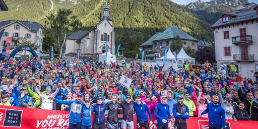 UTMB® Morning Run by COMPRESSPORT® x OVERTSIM.s®