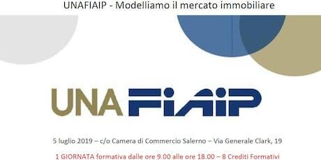 UNAFiaip - Modelliamo il Mercato Immobiliare - biglietti
