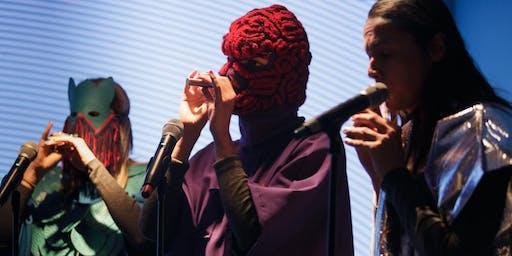 Nine Nectarines... Digwyddiad Perfformio / Performance Event