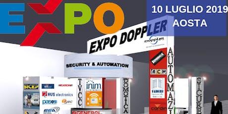 EXPO DOPPLER AOSTA Tickets
