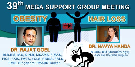 Obesity and Hair Loss Mega Support Group Meeting