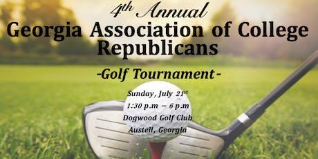 4th Annual GACR Golf Tournament tickets