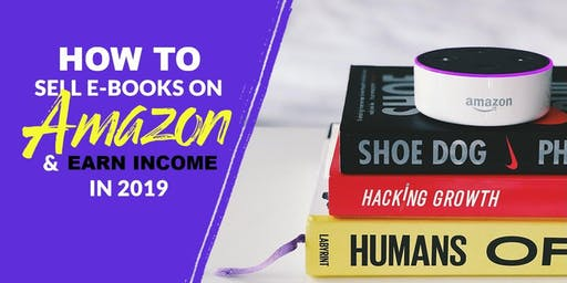 Amazon eBook Publishing Workshop for Singaporeans To Earn That Extra Income