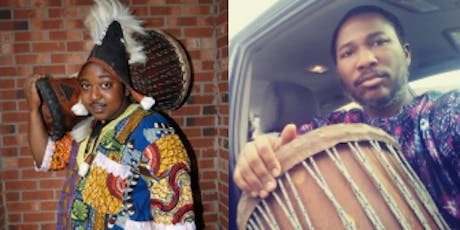 Djembe FUNdamentals for Adults & Mature Youth tickets