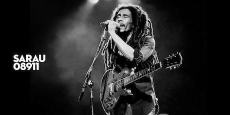 Tribut Bob Marley al Sarau08911 entradas