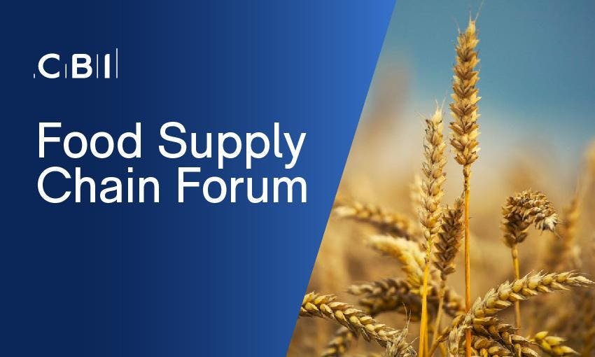 Food Supply Chain Forum
