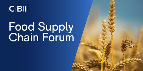 Food Supply Chain Forum tickets