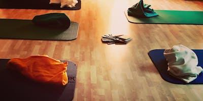 Entspannung pur mit Autogenem Training - 2-Tage Kompakt-Kurs (03./04.08)
