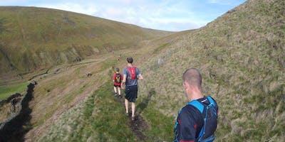 Pendle Hill Half (21km) Pendle Peaks Challenge: #3