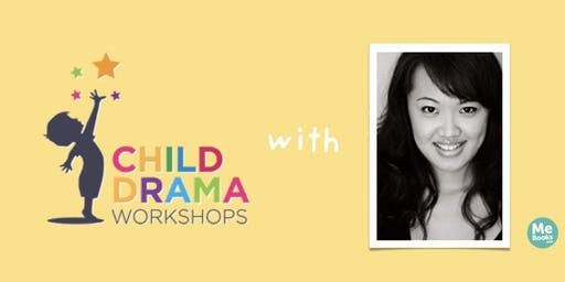 Child Drama Workshop Series with Anrie Too (3 Days)