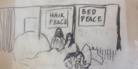 50 Jahre Bed-in: Make art, not war - Tag 2 tickets