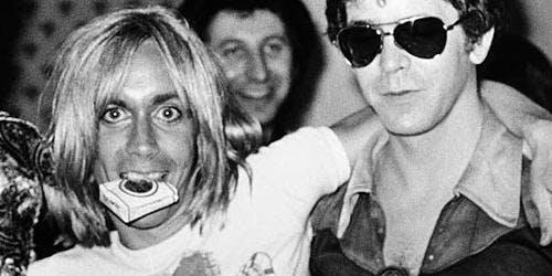 Tribut Lou Reed+Iggy Pop